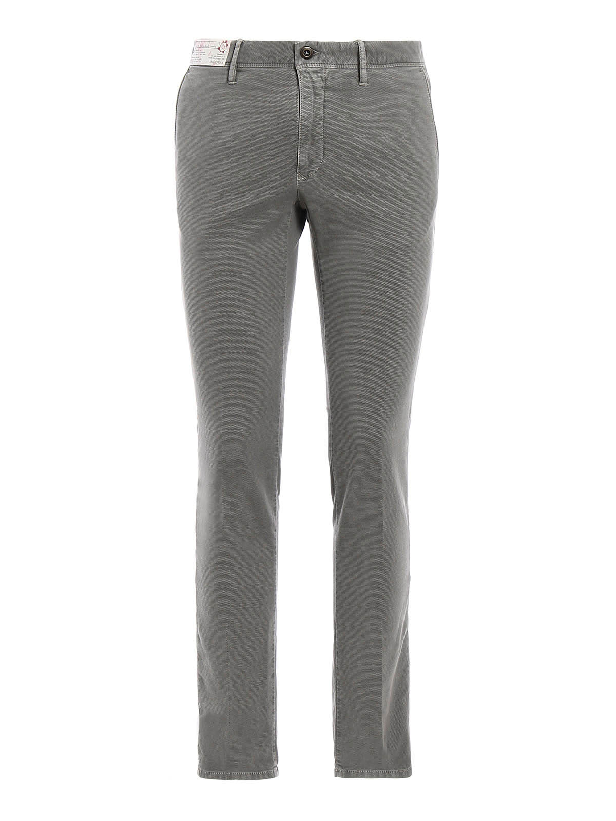 Picture of INCOTEX | Slacks Slim Fit Trousers