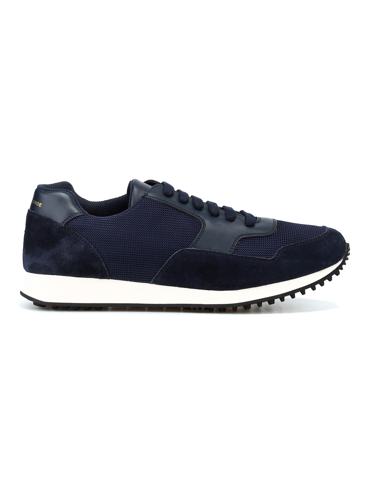 Picture of CAR SHOE | Men's Suede Sneakers