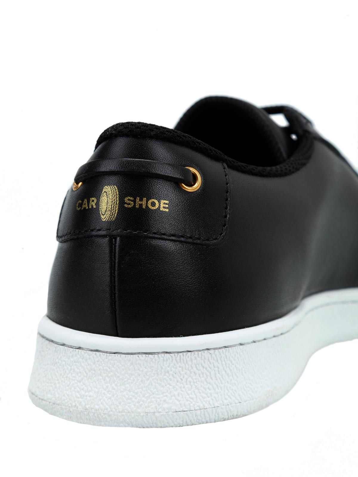 Picture of CAR SHOE | Men's Calf Leather Sneakers
