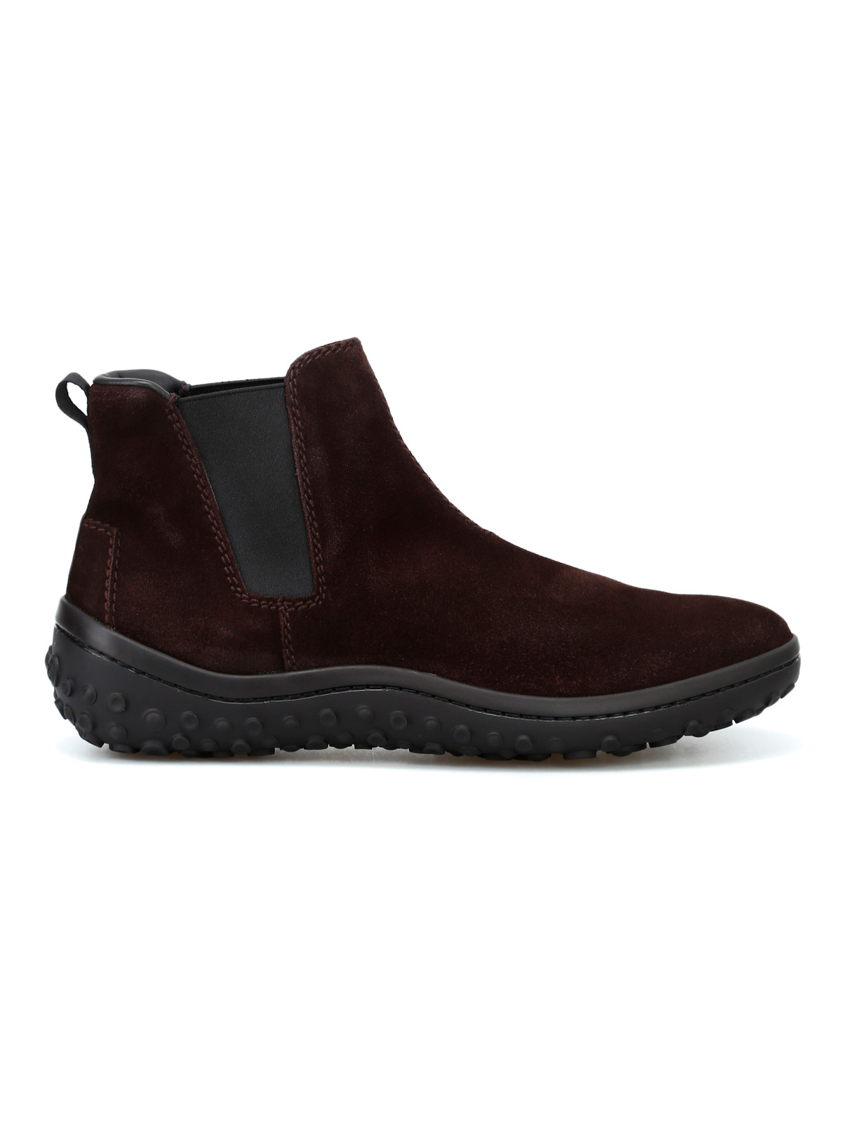 Picture of CAR SHOE | Men's Suede Ankle Boot