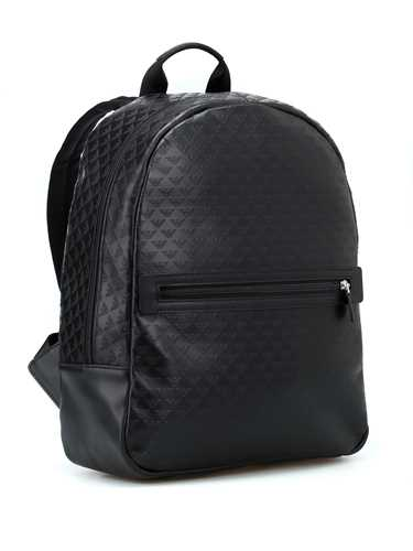 Picture of EMPORIO ARMANI | Men's Leather Backpack