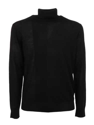 Picture of EMPORIO ARMANI | Men's Virgin Wool Turtleneck