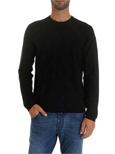 Picture of EMPORIO ARMANI | Men's Stretch Knit Pullover