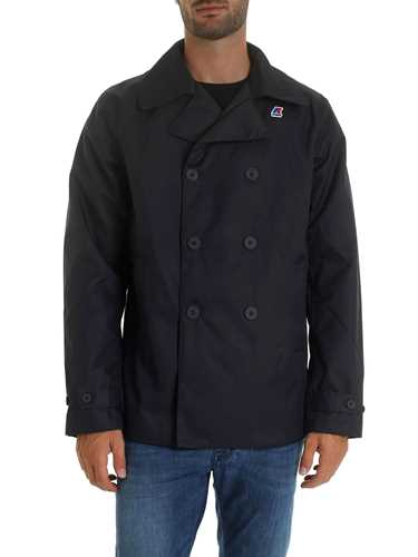 Picture of K-WAY | Men's Robert Ripstop Marmot Trench