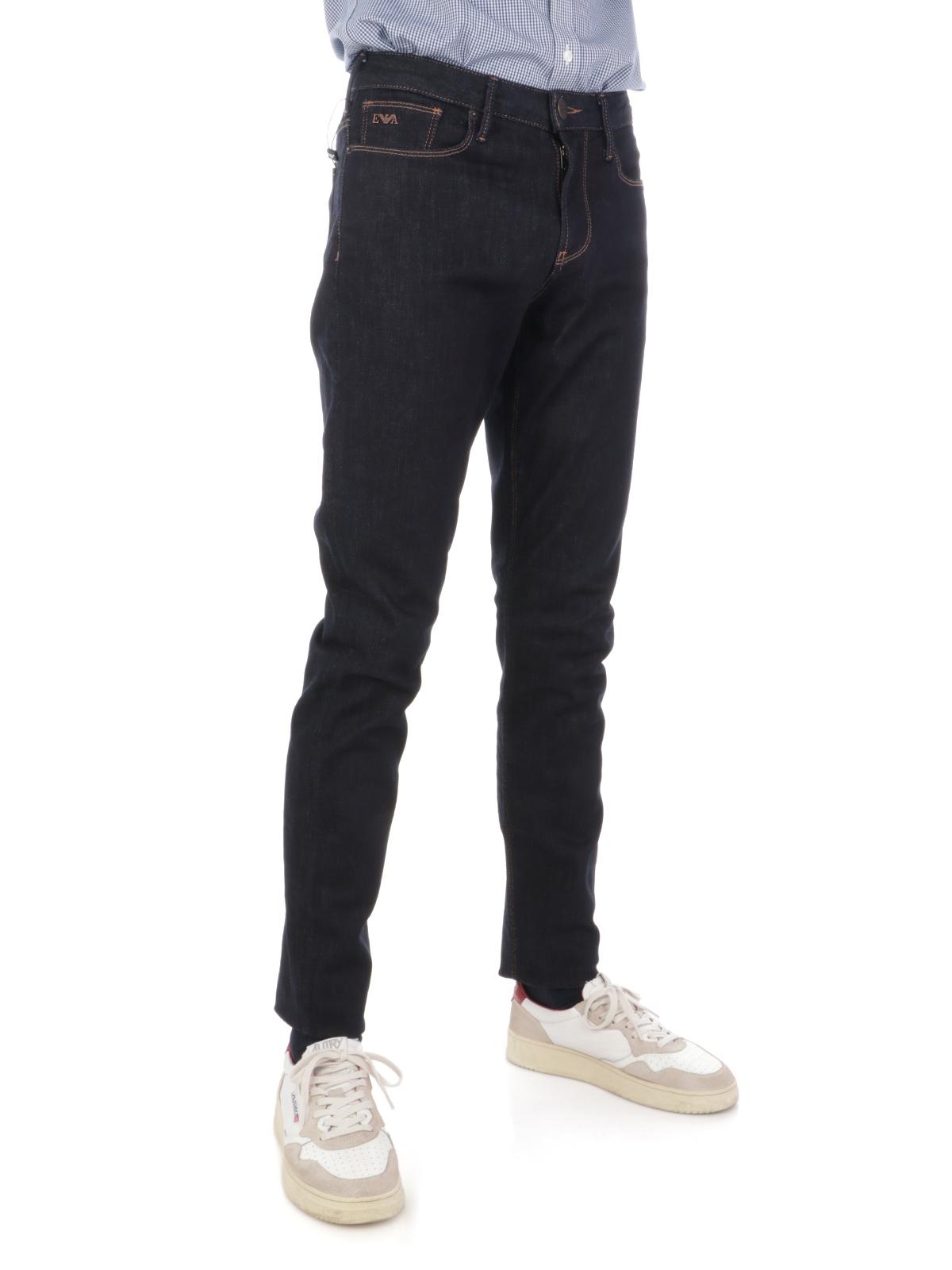 Immagine di EMPORIO ARMANI   Jeans Uomo in 5 Tasche Stretch