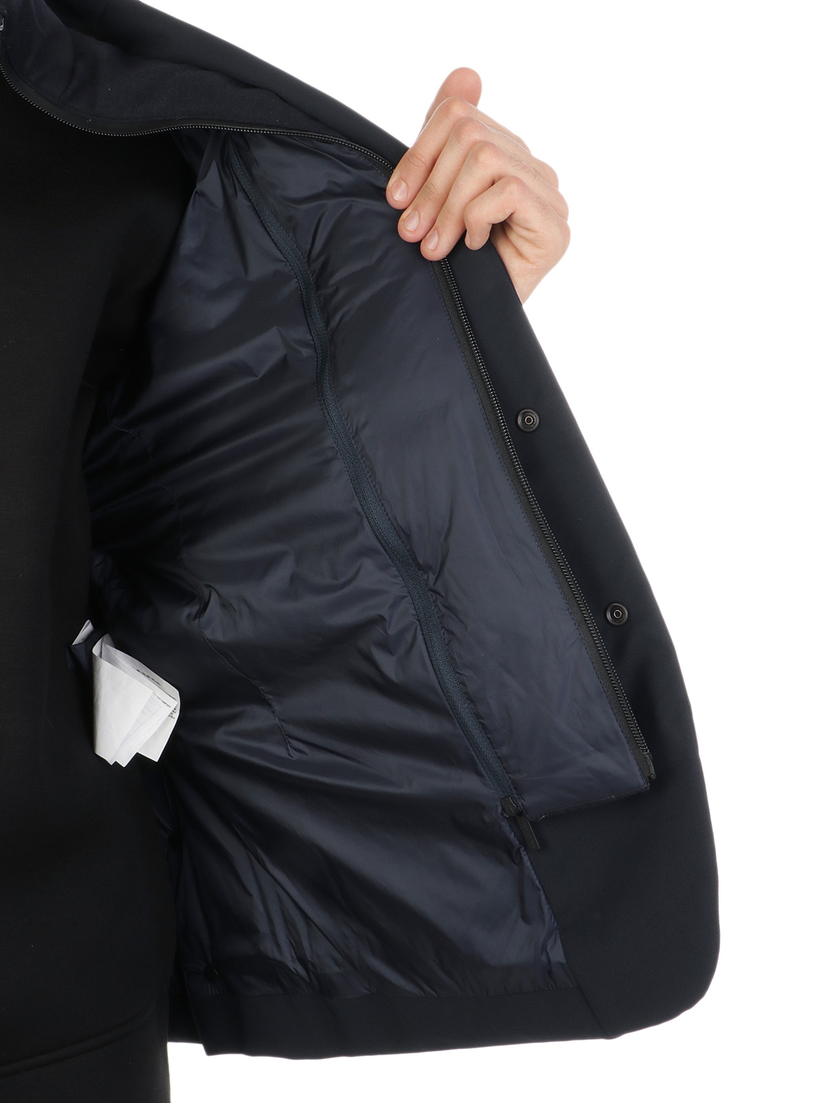 Picture of WOOLRICH | Men's Commuting Blazer Quilted Jacket