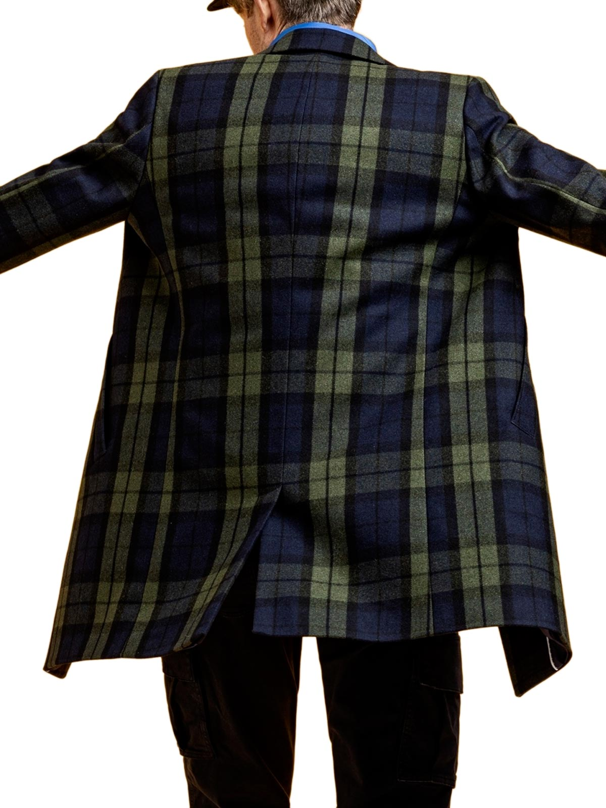 Picture of Gant | Giubbotti D1. The Checked Coat
