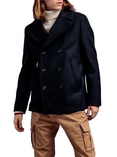 Picture of Gant | Giubbotti D1. The Wool Peacoat