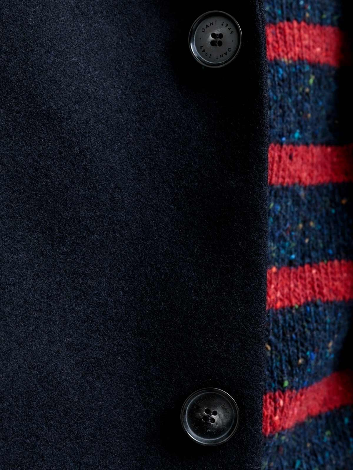Picture of Gant | Giubbotti D1. The Classic Wool Coat