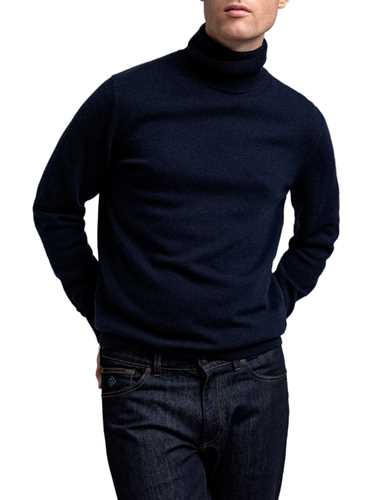 Picture of Gant   Jersey D1. Wool Cashmere Turtleneck