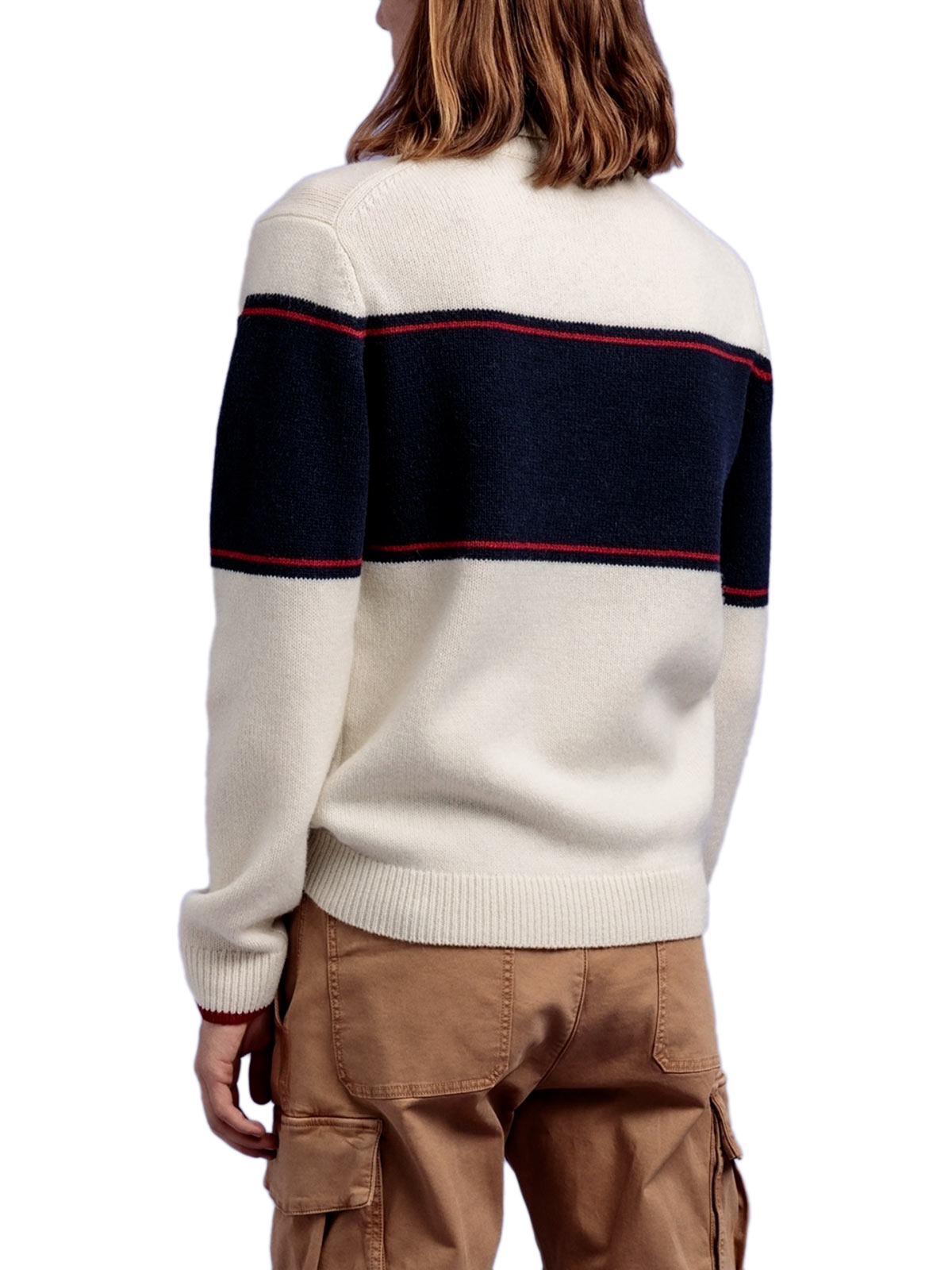 Picture of Gant | Jersey D2. Archive Shield Turtleneck