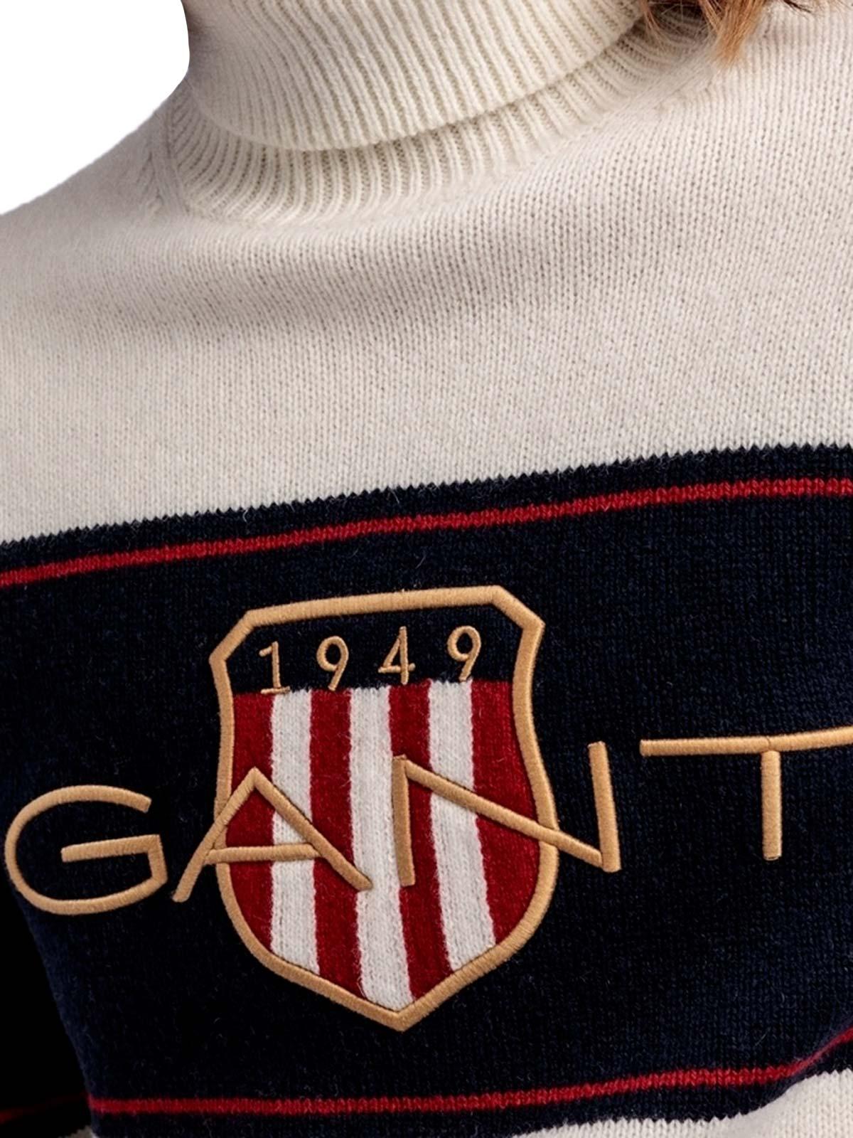 Immagine di Gant   Jersey D2. Archive Shield Turtleneck