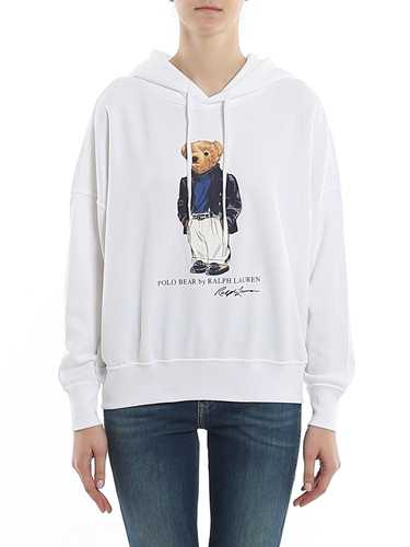 Picture of POLO RALPH LAUREN | Women's Polo Bear Hoodie