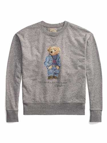 Picture of POLO RALPH LAUREN | Women's Polo Bear Sweatshirt
