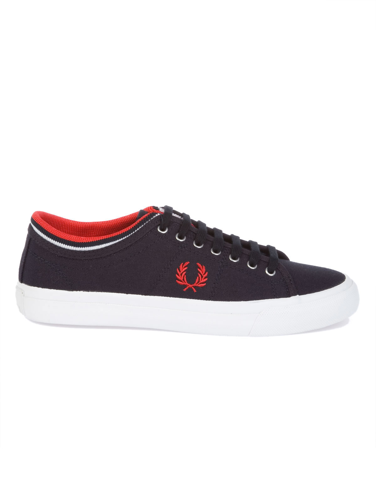 Picture of Fred Perry | Kendrick Canvas Shoe