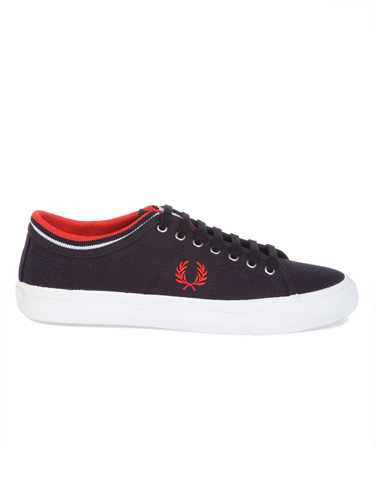 Picture of Fred Perry   Kendrick Canvas Shoe
