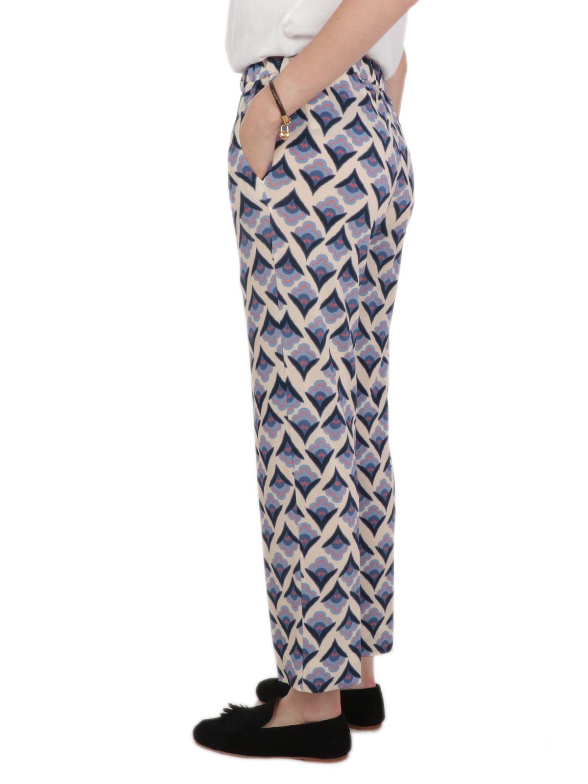 Immagine di VIA MASINI 80 | Pantalone Donna Fantasia