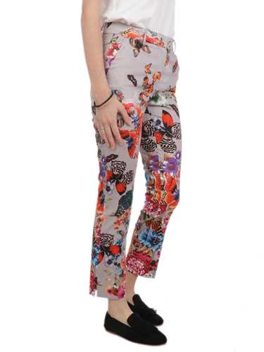 Immagine di VIA MASINI 80 | Pantalone Donna Floreale