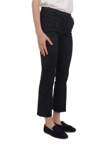 Picture of VIA MASINI 80 | Women's Embroidered Trousers