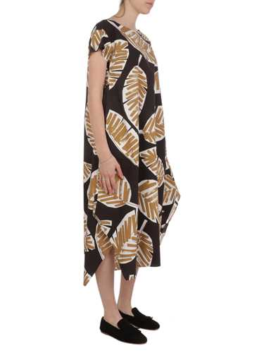 Picture of CALIBAN | Women's Leaves Dress