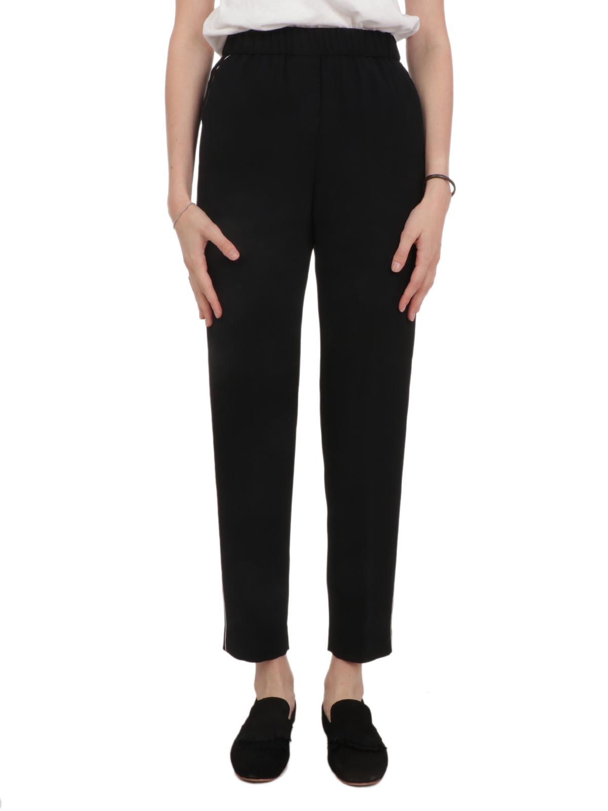 Picture of Peserico   Trousers Pantalone Con Elastico In Vita