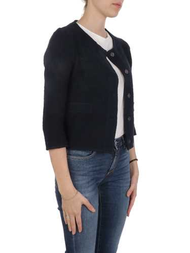 Picture of BASE | Women's Cotton Chanel Blazer
