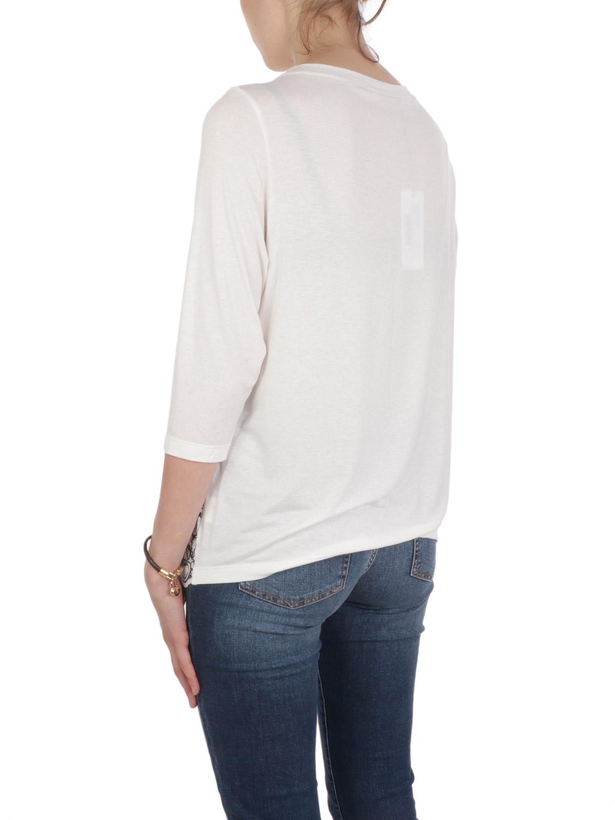 Immagine di Whyci | T-Shirt Tshirt Ricamo
