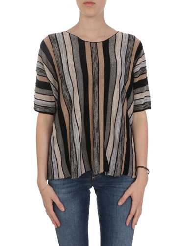 Picture of KANGRA | Women's Striped Tricot Tee