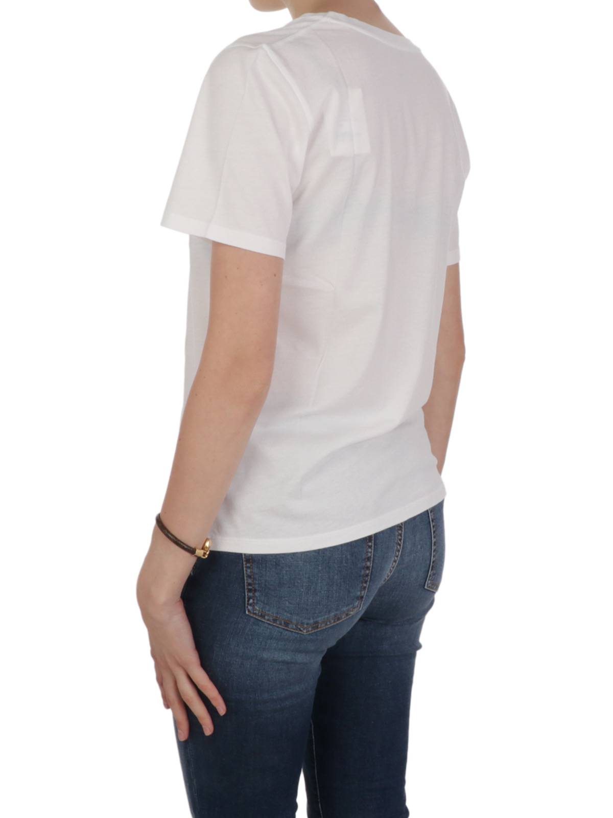 Picture of Majestic | T-Shirt Col V M Courtes