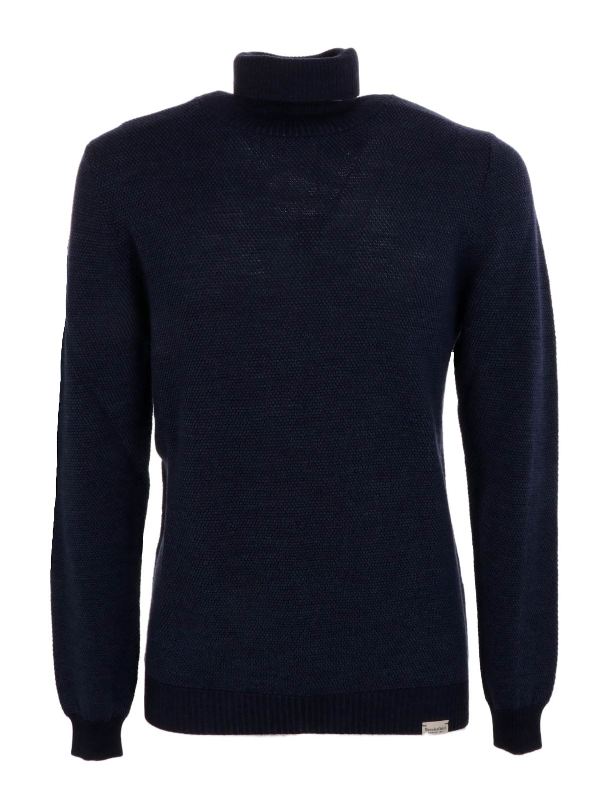 Picture of BROOKSFIELD | Men's Jacquard Turtleneck Sweater