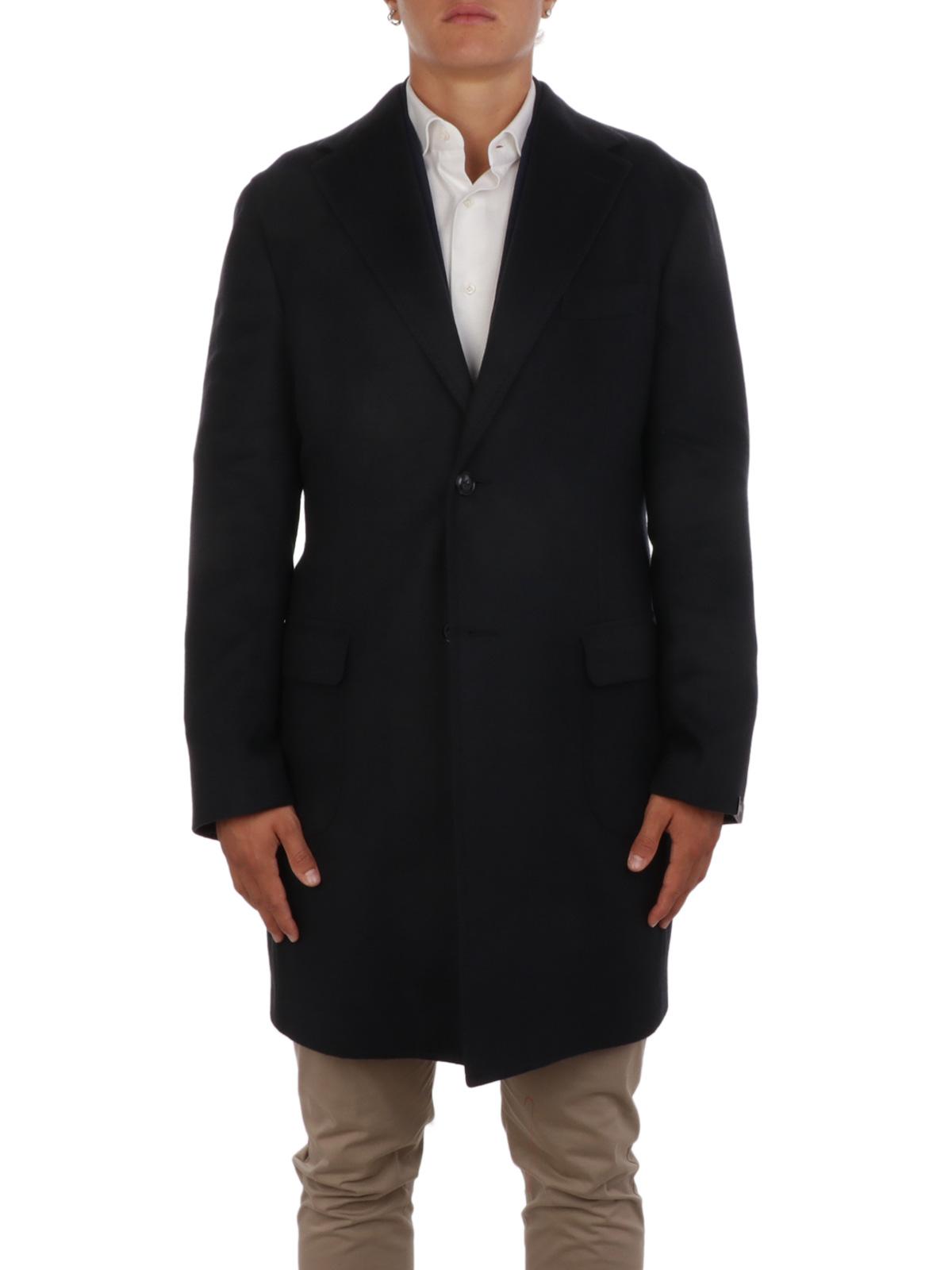 Cappotti in cashmere da uomo Outerwear in cashmere