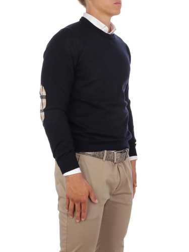 Picture of AQUASCUTUM | Men's Wool Crewneck Pull
