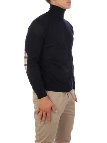Picture of AQUASCUTUM | Men's Wool Turtleneck Sweater
