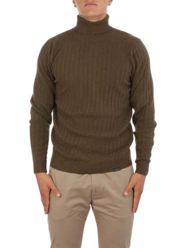 Picture of BROOKSFIELD | Men's Ribbed Turtleneck Sweater