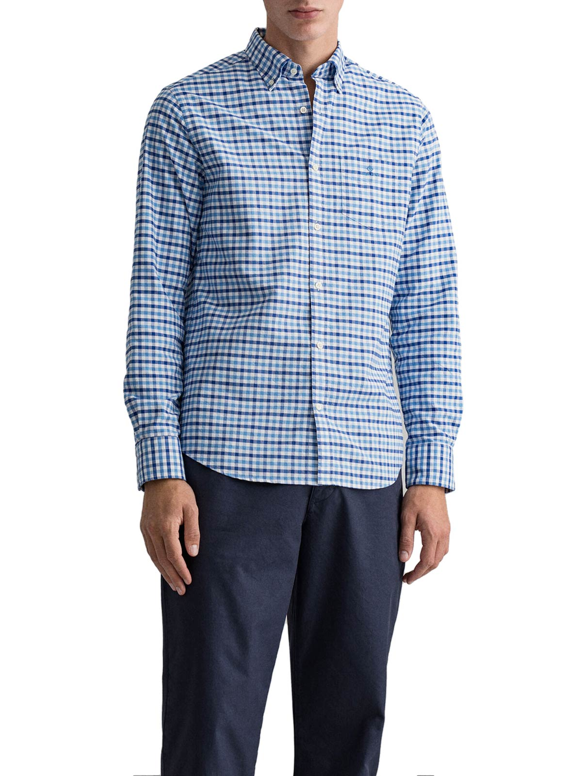 Picture of Gant | Camicie Reg Pinpoint Oxford Bd
