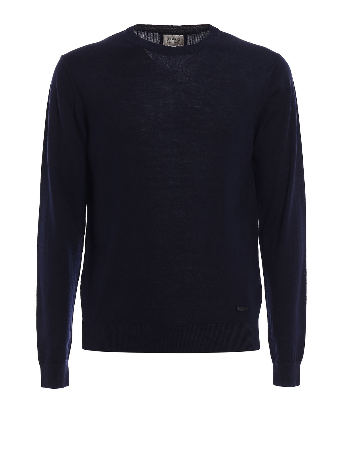 Picture of ARMANI | Crew Neck Wool Sweater