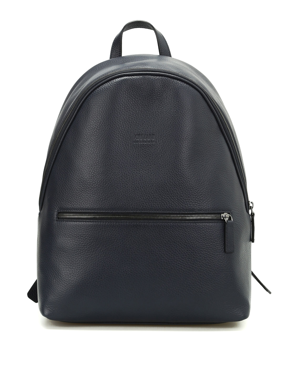 Picture of ARMANI | Leather Backpack