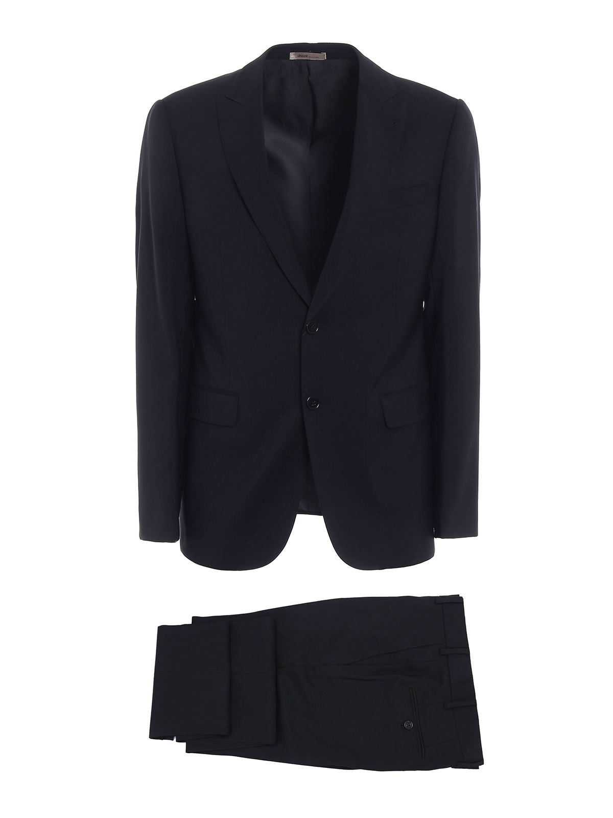 Picture of ARMANI | Light Virgin Wool Suit