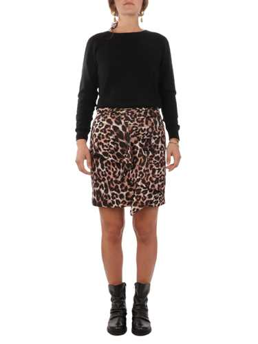 Picture of ANIYE BY | Women's Lea Mini Skirt