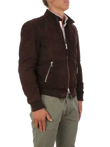 Picture of THE JACK LEATHERS | Men's West Village Suede Jacket