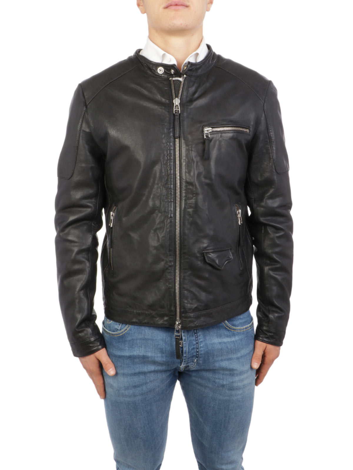 Immagine di THE JACK LEATHERS | Giacca Uomo in Pelle Bandit