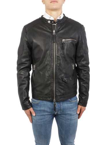 Picture of THE JACK LEATHERS | Men's Bandit Leather Jacket