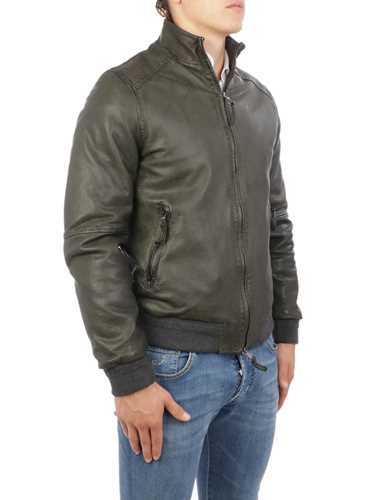 Picture of THE JACK LEATHERS | Men's Antoine Leather Jacket