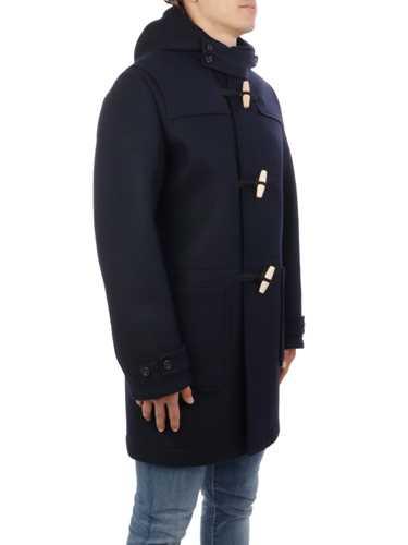 Picture of BARACUTA | Men's Virgin Wool Montgomery Coat