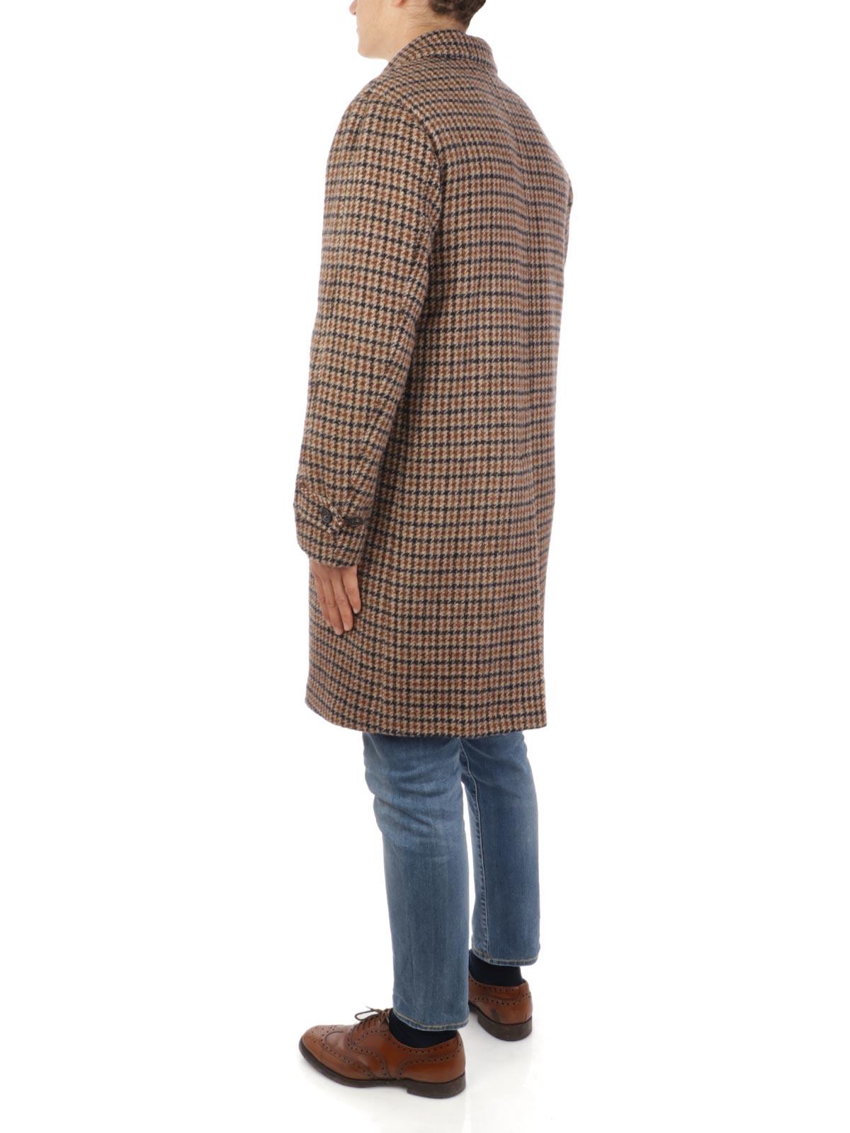Picture of VALSTAR | Men's Milano Alpaca Coat