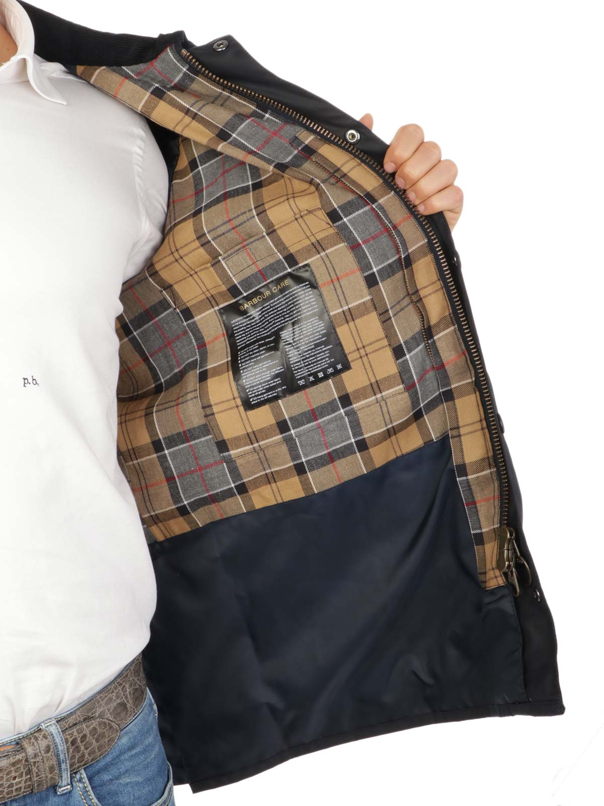 Picture of BARBOUR | Men's Ashby Jacket