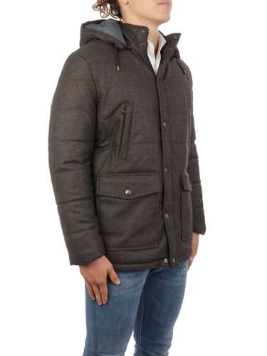 Picture of BARBA   Men's Nari Wool Padded Jacket