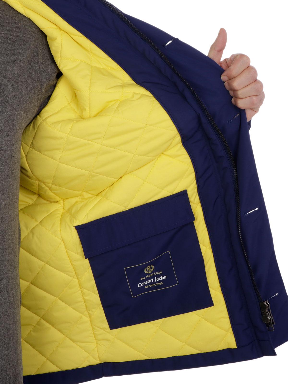 Jacket HENRI Uomo Consort H40068RDT2M Royal LLOYD Giubbotto nqFqWcpA