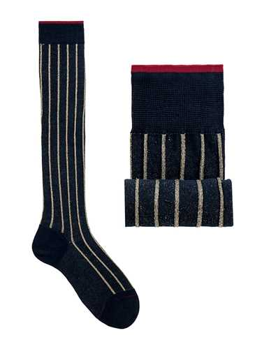 Picture of GALLO | Men's Twin Rib Cotton Long Socks