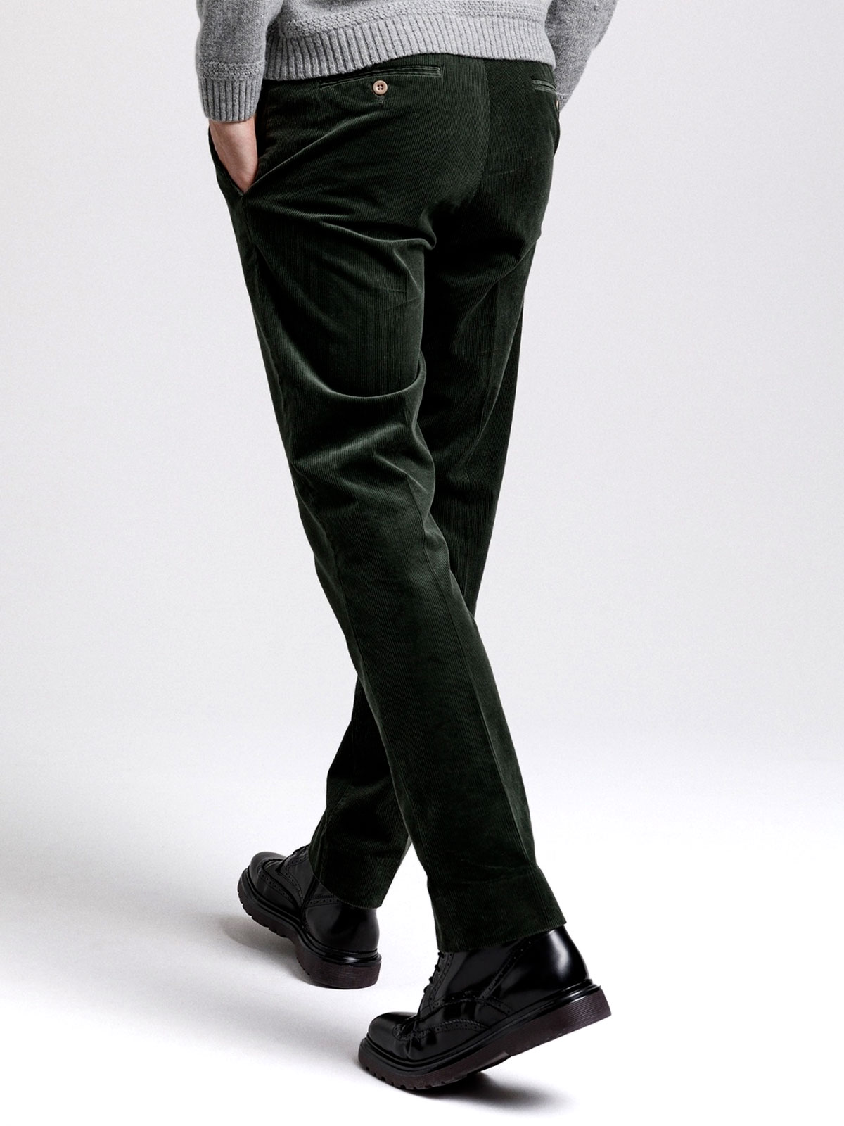 Picture of Gant | Trousers D1. Slim Cord Pant